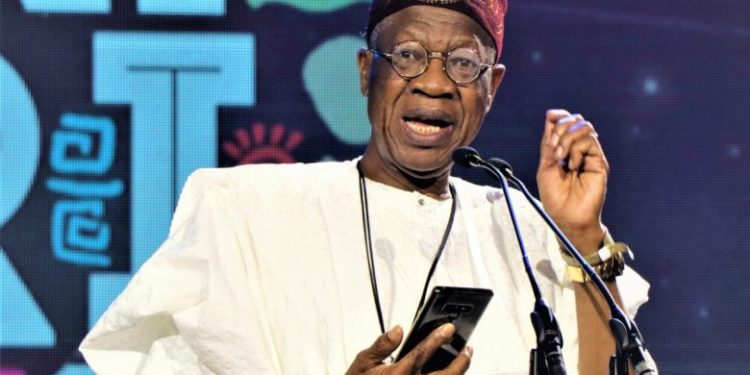 EndSARS: FG satisfied with roles played by soldiers – Lai Mohammed -  SIGNATURE TV